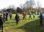 Rajd Nordic Walking Sportową Doliną Gminy Jarosław 10.11.2012r.