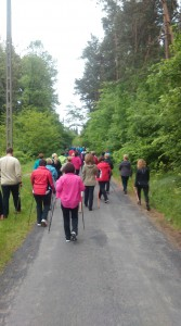 Nordic Walking w Ożannie