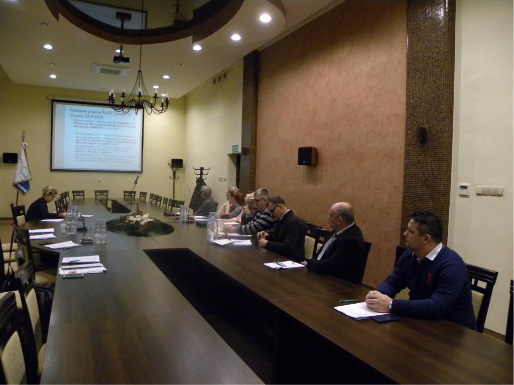 Szkolenie dla członków Rady, Zarządu i pracowników Biura